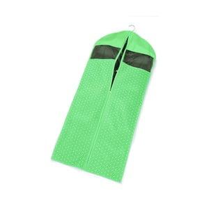Zelený obal na oblečenie Cosatto Natura, délka 137 cm