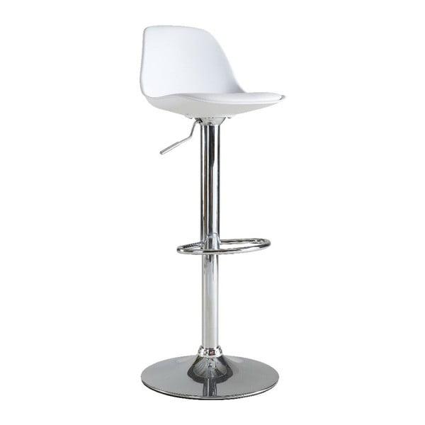 Biela barová stolička 13Casa Cocktail