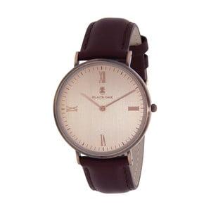 Hnedo-ružové dámske hodinky Black Oak Stylo