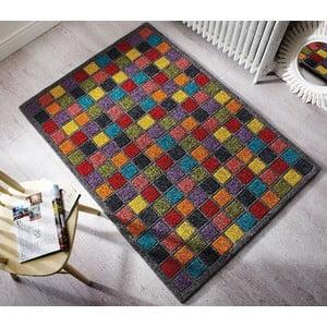 Vlnený koberec Flair Rugs Illusion Campari, 80×150cm