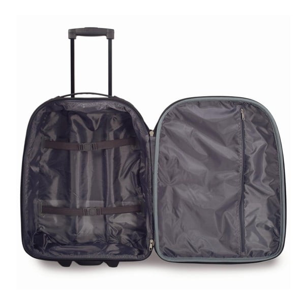 Čierna batožina do kabíny Jaslen
