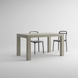 Rozkladací jedálenský stôl v dekore brestu MobiliFiver Iacopo, dĺžka140-220cm