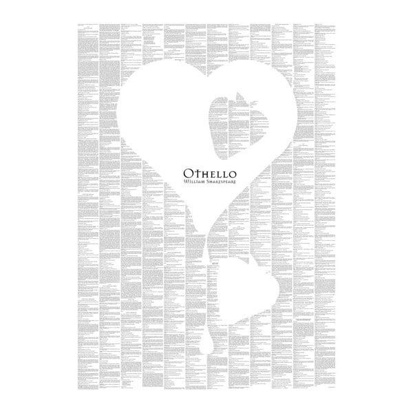 Knižný plagát Othello, 50x70 cm