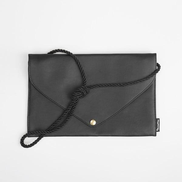 Kabelka Mum-ray Envelope Black