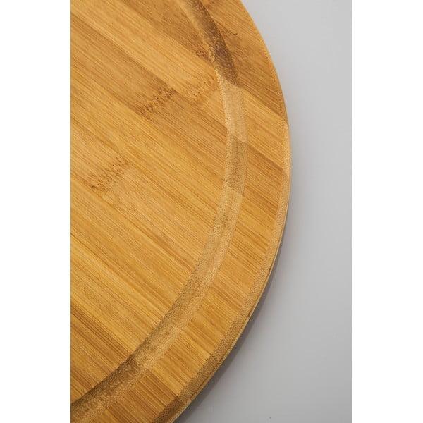 Bambusový servírovací podnos Bambum Errica