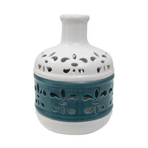 Modro-biela porcelánová váza Mauro Ferretti Basso