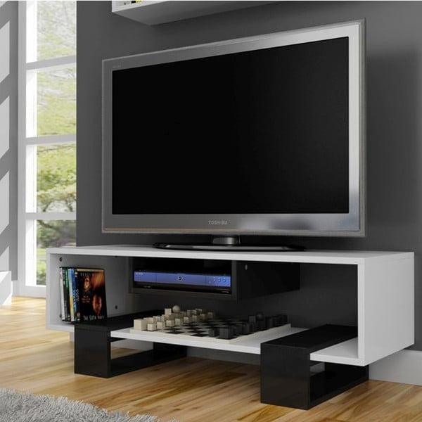 Televízny stolík Floransa Black