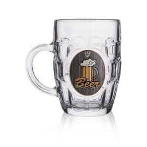 Pivné poháre Orion Glass, 500 ml