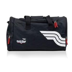 Čierna športová taška American Travel Boston