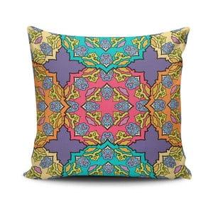 Vankúš s prímesou bavlny Cushion Love Mana, 45 × 45 cm