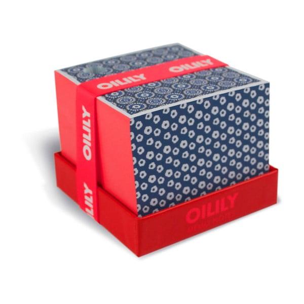 Blok na poznámky Portico Designs Oilily, 560 stránok
