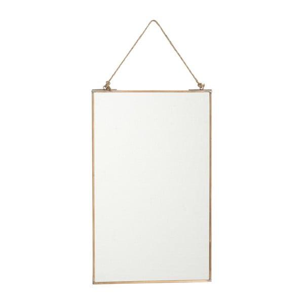 Závesné zrkadlo Athezza Copper Vidra