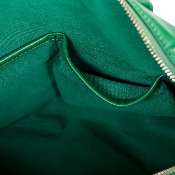 Kabelka Klaus Kobec Duffel, zelená