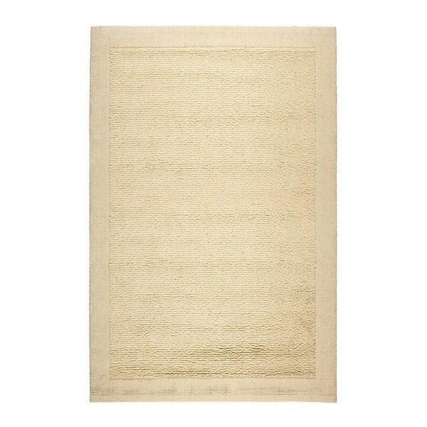 Vlnený koberec Dama 610 Crema, 120x160 cm