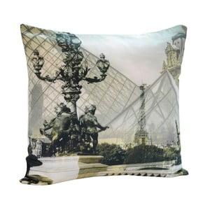 Vankúš Louvre, 45x45 cm