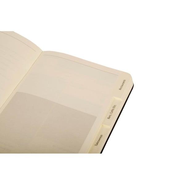 Zápisník Moleskine pre milovníkov kávy a pohody Passion