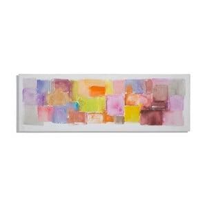 Ručne maľovaný obraz Mauro Ferretti Rain, 150 x 50 cm