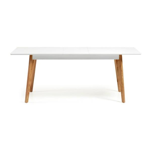Rozkladací jedálenský stôl La Forma Meety 160-200 cm