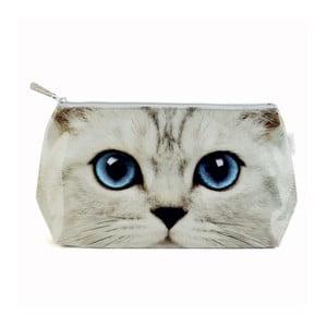 Toaletná taštička Silver Kitty