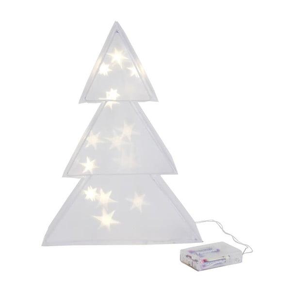 Svietiaci LED svietnik Best Season 3D Tree