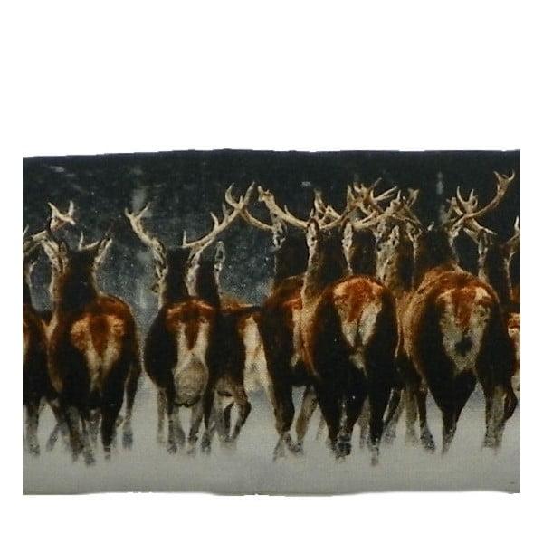 Vankúš Deer Running 20x90 cm