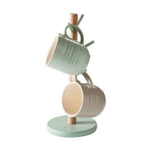 Drevený stojanček na hrnčeky Typhoon Vintage Americana