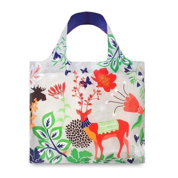 Skladacia nákupná taška Deer
