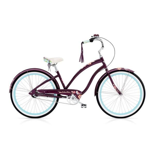 Dámsky bicykel Wren 3i Aubergine