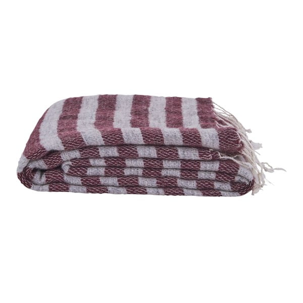 Deka Throw Stripe Melange, 130x170 cm