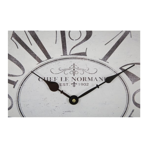 Nástenné hodiny Mauro Ferretti Copper, 50×30cm
