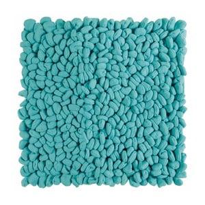 Kúpeľňová predložka Bodhi Blue Lagoon, 60x60cm