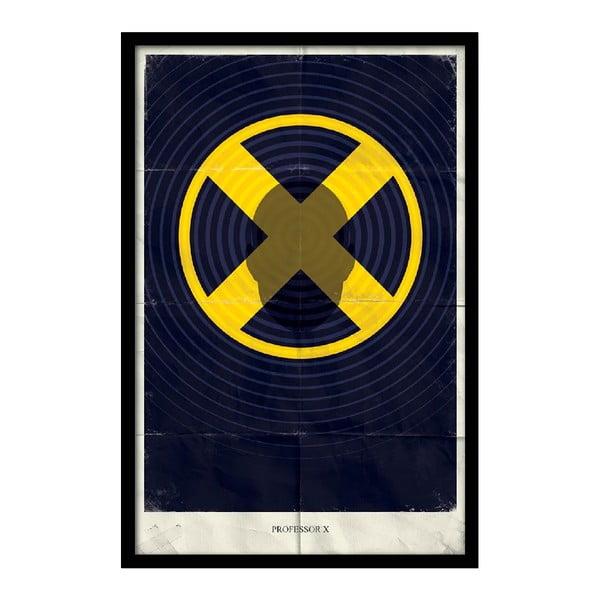 Plagát Professor X, 35x30 cm