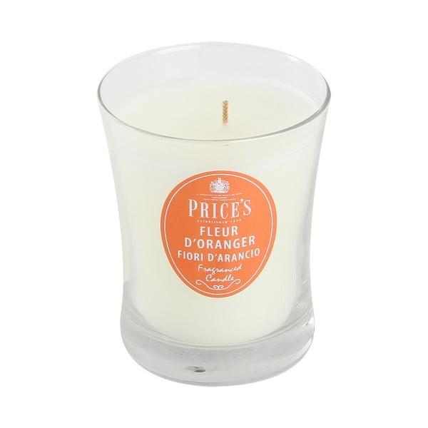 Vonná sviečka Prices Kvet pomarančovníku, 45 hodín horenia