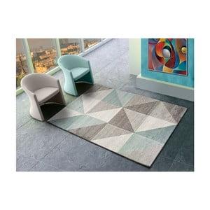 Modrošedý koberec Universal Retudo Naia, 140x200cm