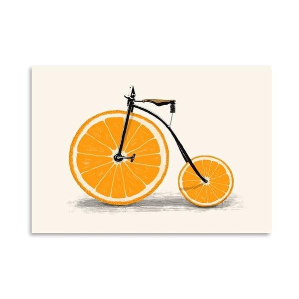Plagát Vitamin od Florenta Bodart, 30x42 cm