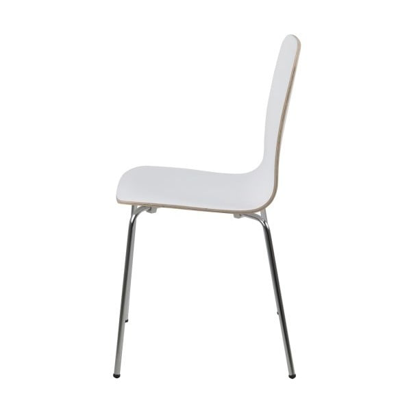 Jedálenská stolička Bjoorn, biela