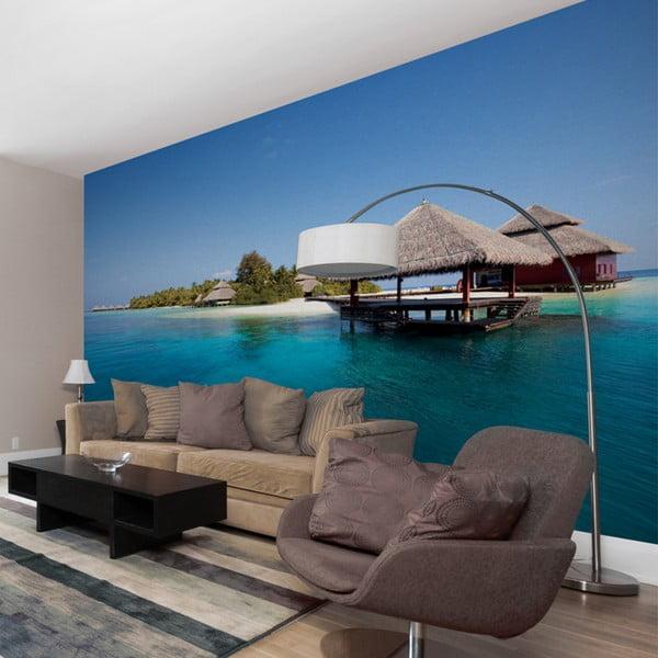 Veľkoformátová tapeta Exotický raj, 315x232 cm