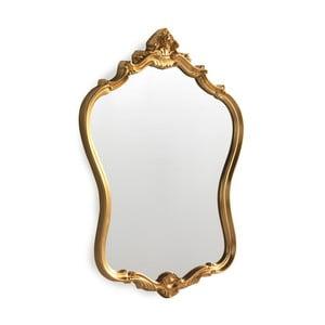 Nástenné zrkadlo v zlatej farbe Geese Baroque, 57 x 72 cm
