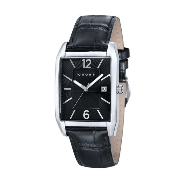 Pánske hodinky Cross Gotham Black, 33x38 mm