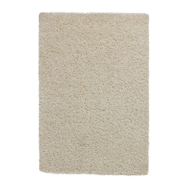 Krémový koberec Think Rugs Vista Creamy, 80x150cm