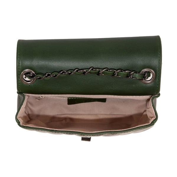 Kožená kabelka Andrea Cardone 2030 Green