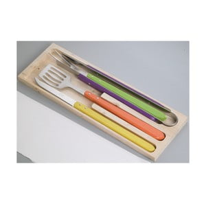 Set 4 nástrojov na barbeque Jean Dubost