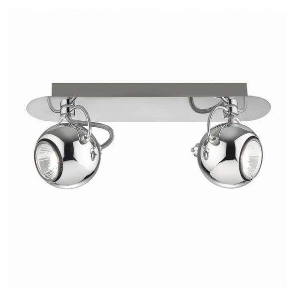 Nástenné/stropné svietidlo Evergreen Lights Double Point Chrome