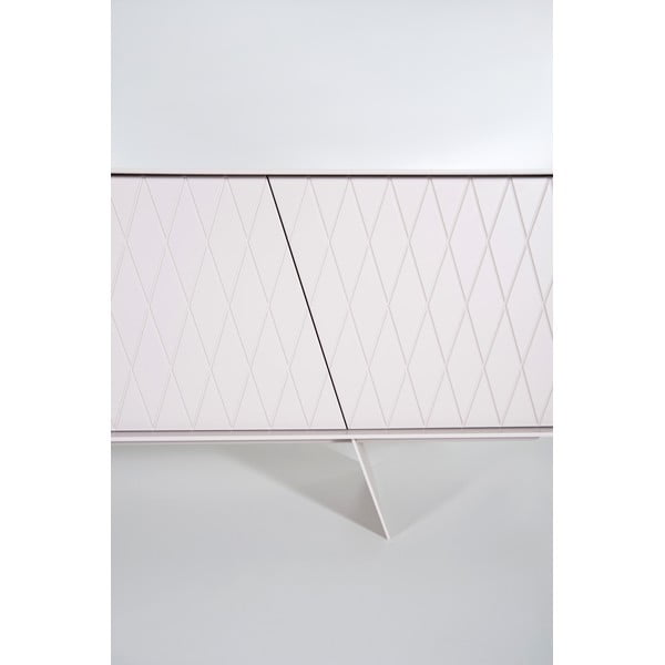 Televízny stolík E-klipse Lacquered AL2, 240cm