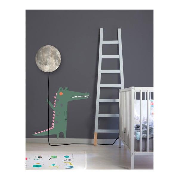 Tienidlo na lampu s nálepkou Little Nice Things Moon
