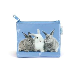 Peňaženka na drobné, modrá