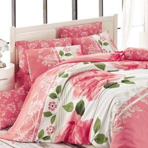 Obliečky Rozalin Pink, 240x220 cm