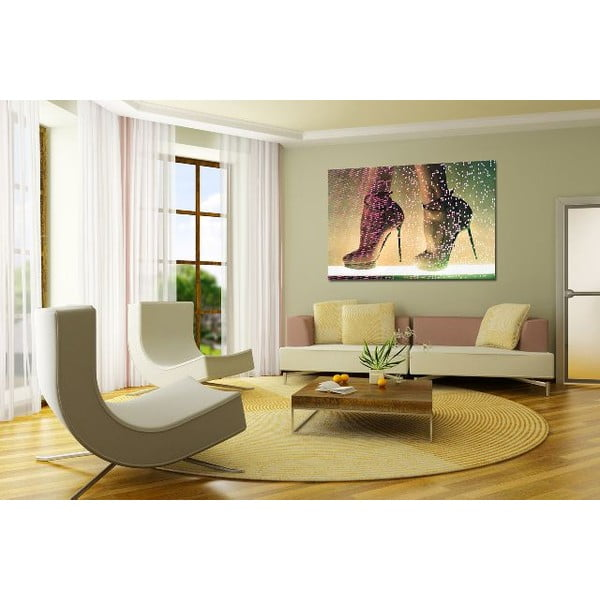Obraz Neon Catwalk, 61 x 91 cm
