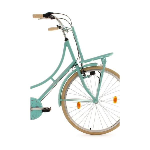 "Bicykel Tussaud Bike Mint, 28"", výška rámu 54 cm"