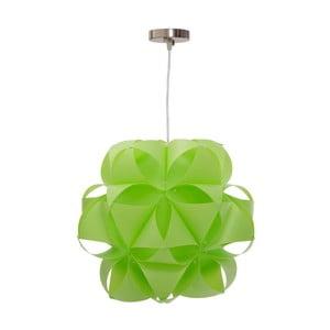 Zelené stropné svetlo Mauro Ferretti Star